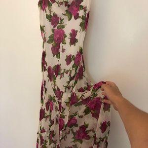 Betsey Johnson Dresses - Betsey Johnson Floral Dress - Parties / Weddings!